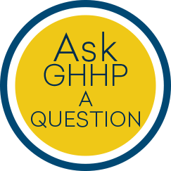 Ask GHHP a question